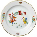 ake plate chinese dragen with storc Meissen New Cutout...