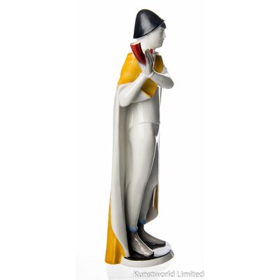 figurine allegory of autumn Nymphenburg designed by Johanna Künzli allegories 1st Choice after 1970 hight:23cm